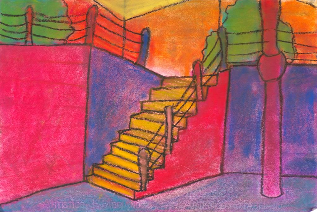 ColoredStairs