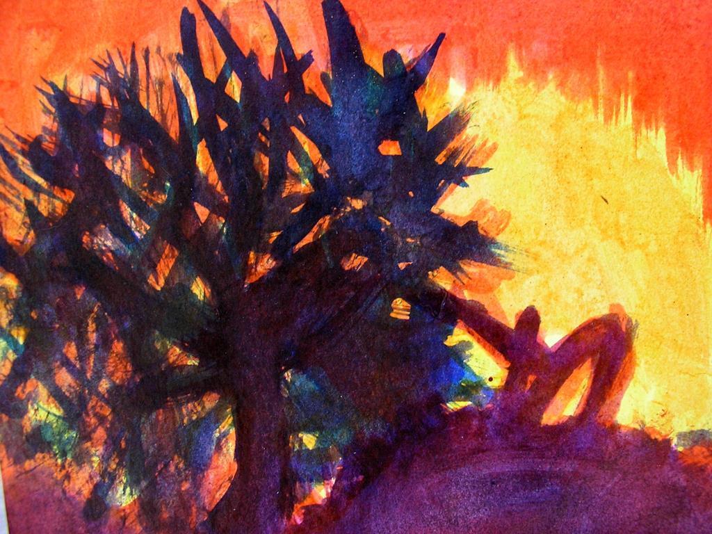 FlameTrees