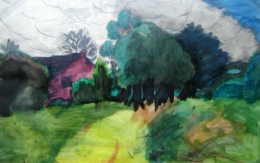OldHouseWatercolour